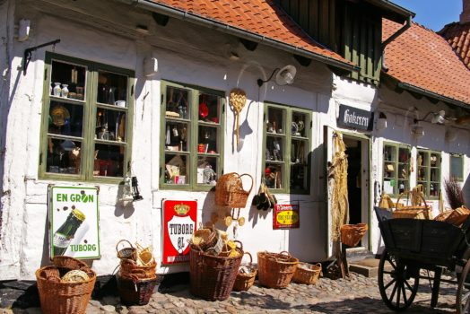 Beautiful Danish Towns to walk through centuries of Danish history
