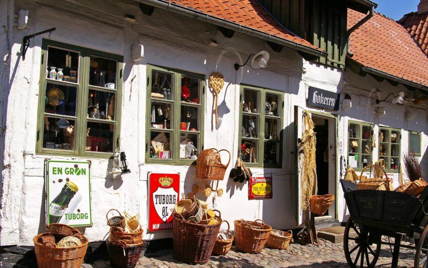 Beautiful Danish Towns to walk through centuries of Danish history